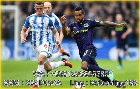Everton Vs Huddersfield Town 1 Sep 2018