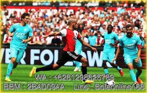 Feyenoord Vs Trencin 17 Agt 2018