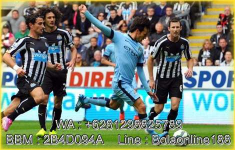 Manchester City Vs Newcastle United 1 Sep 2018