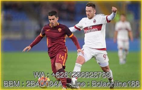 Milan Vs Roma 1 Sep 2018 | Prediksi Skor
