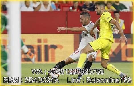 Sevilla Vs Sigma Olomouc 31 Agt 2018