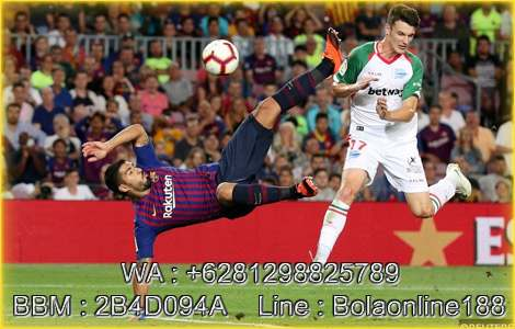 Barcelona Vs Huesca 2 Sep 2018