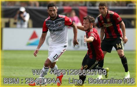 DC United Vs Atlanta United 3 Sep 2018