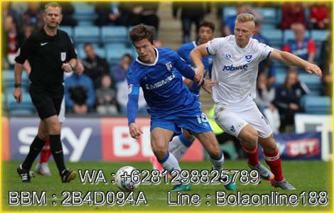 Portsmouth Vs Gillingham 5 Sep 2018
